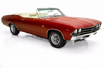 1969 Chevrolet Chevelle for sale 100945473