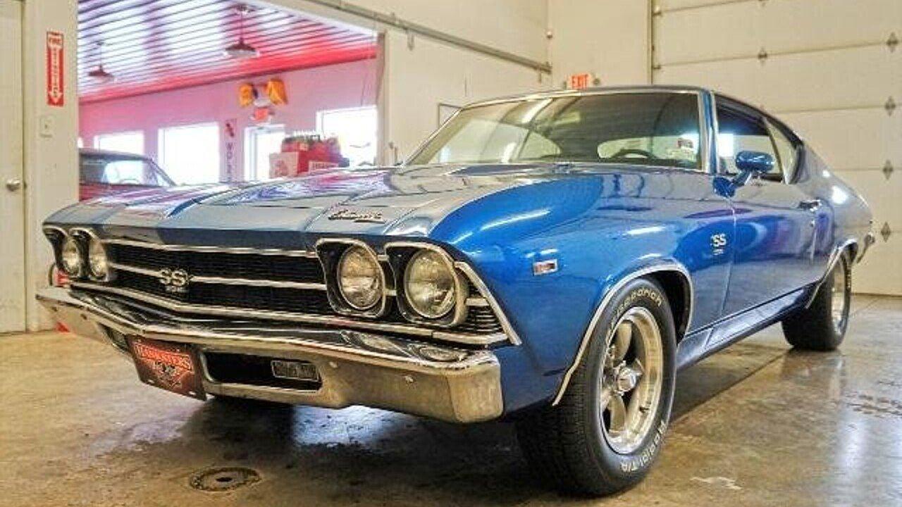 1969 Chevrolet Chevelle for sale near Indiana, Pennsylvania 15701 ...