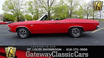 1969 Chevrolet Chevelle for sale 100964532
