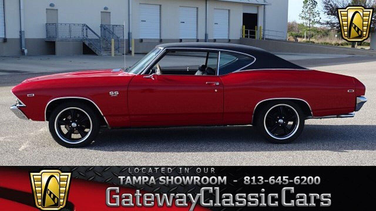 1969 Chevrolet Chevelle for sale near O Fallon, Illinois 62269 ...