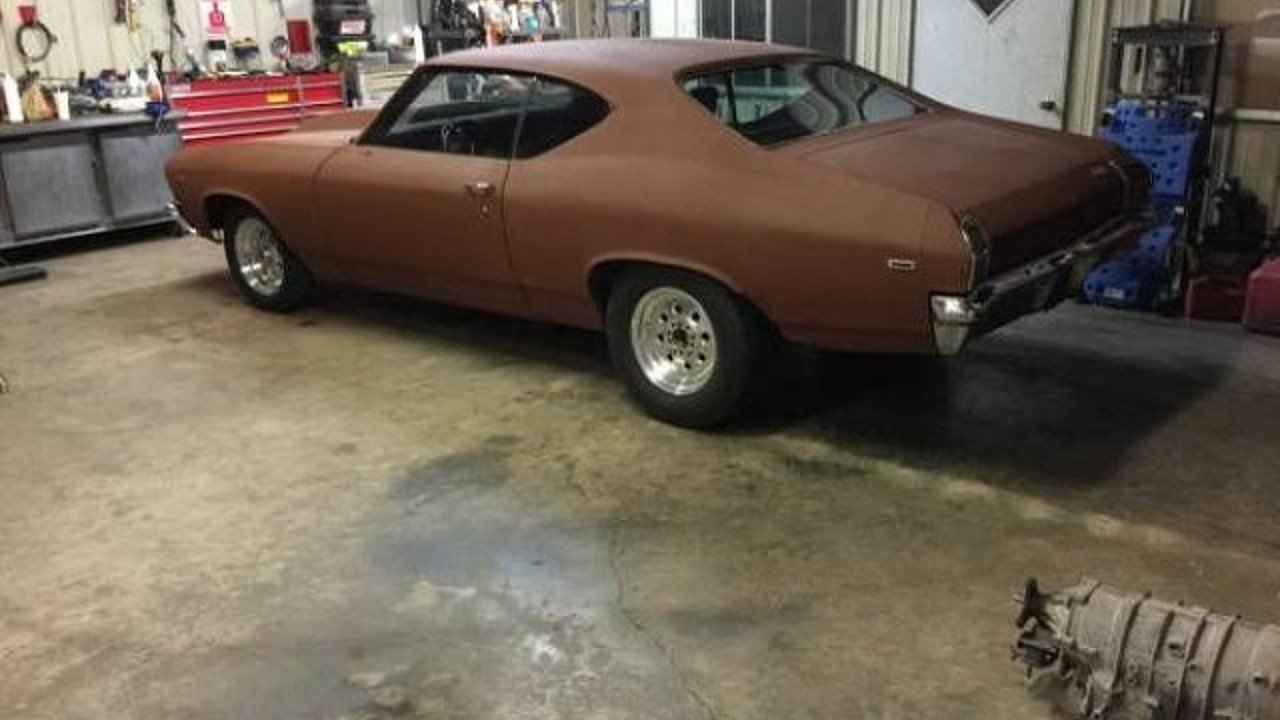 1969 Chevrolet Chevelle for sale 100966182