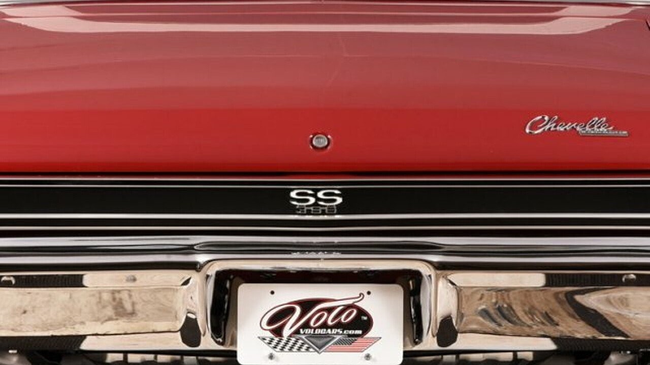 1969 Chevrolet Chevelle For Sale Near Volo Illinois 60073 Chevy Ss Hello I Have A 64 That Ive 101004382