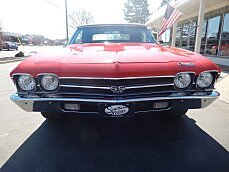 1969 Chevrolet Chevelle for sale 100968215
