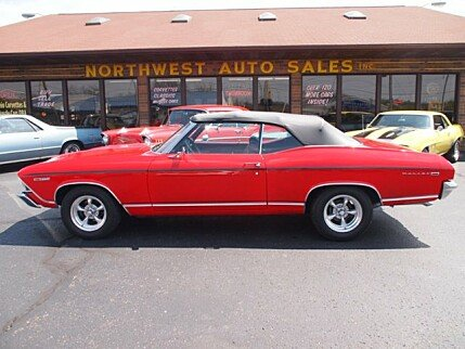 1969 Chevrolet Chevelle for sale 100779944