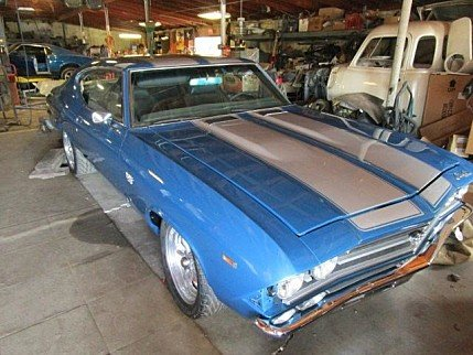 1969 Chevrolet Chevelle for sale 100825531