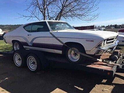 1969 Chevrolet Chevelle for sale 100838420