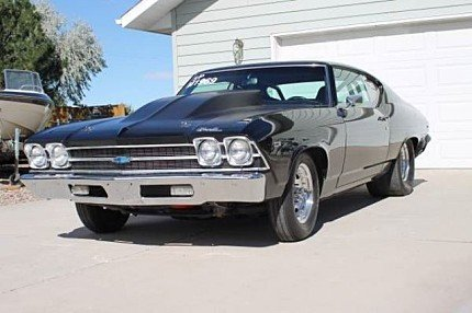 1969 Chevrolet Chevelle for sale 100846201
