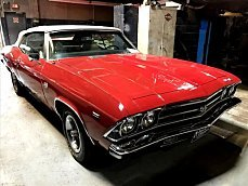 1969 Chevrolet Chevelle for sale 100861694