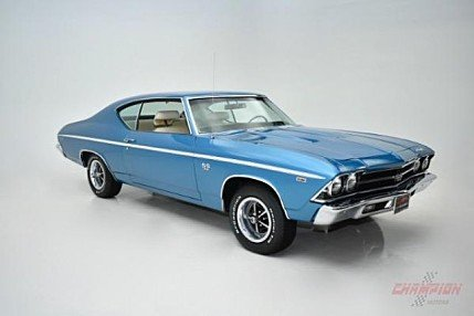 1969 Chevrolet Chevelle for sale 100867558