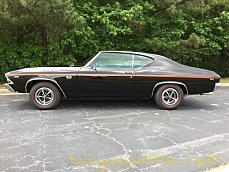 1969 chevrolet chevelle for sale 100871397
