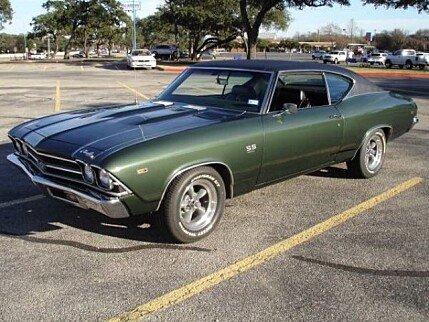 1969 Chevrolet Chevelle for sale 100882151