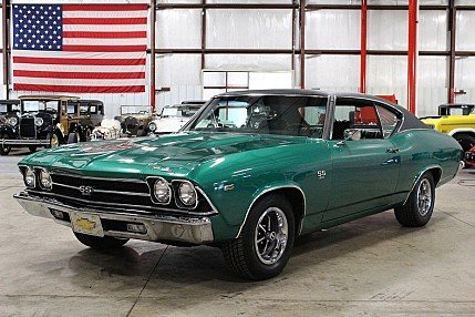 1969 Chevrolet Chevelle for sale 100919274