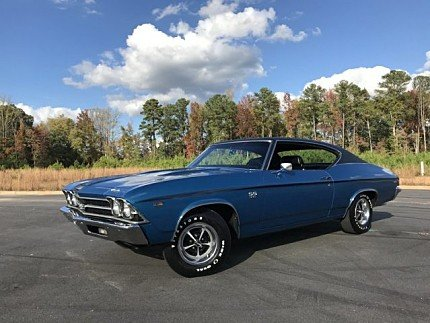 1969 Chevrolet Chevelle for sale 100923459