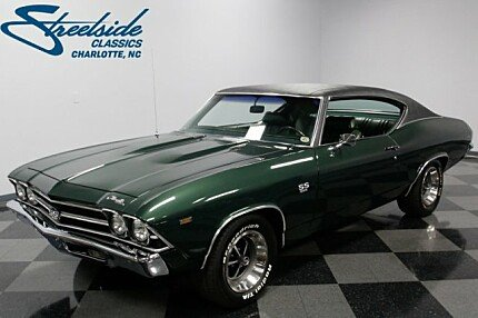 1969 Chevrolet Chevelle for sale 100930622