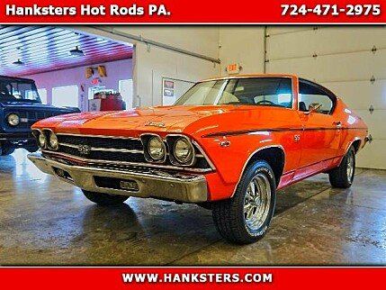 1969 Chevrolet Chevelle for sale 100943591