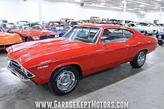 1969 Chevrolet Chevelle for sale 100943676