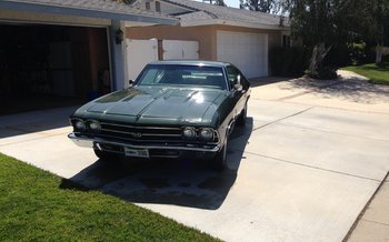 1969 Chevrolet Chevelle SS for sale 100965948