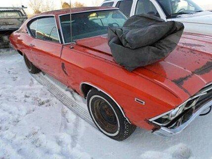 1969 Chevrolet Chevelle for sale 100968759
