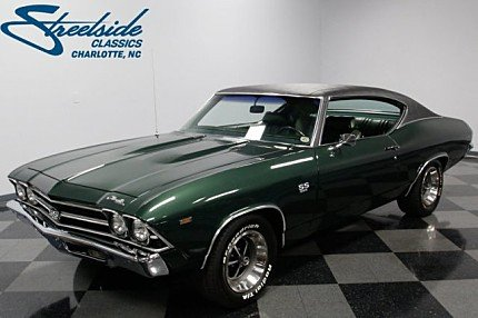 1969 Chevrolet Chevelle for sale 100977991