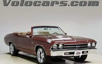 1969 Chevrolet Chevelle for sale 100989562