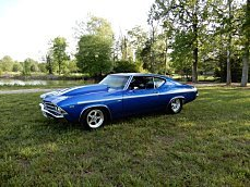 1969 Chevrolet Chevelle for sale 101013990