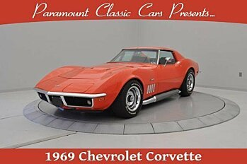 1969 Chevrolet Corvette for sale 100732921