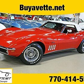 1969 Chevrolet Corvette for sale 100821564