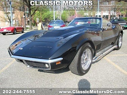 1969 Chevrolet Corvette for sale 100867406