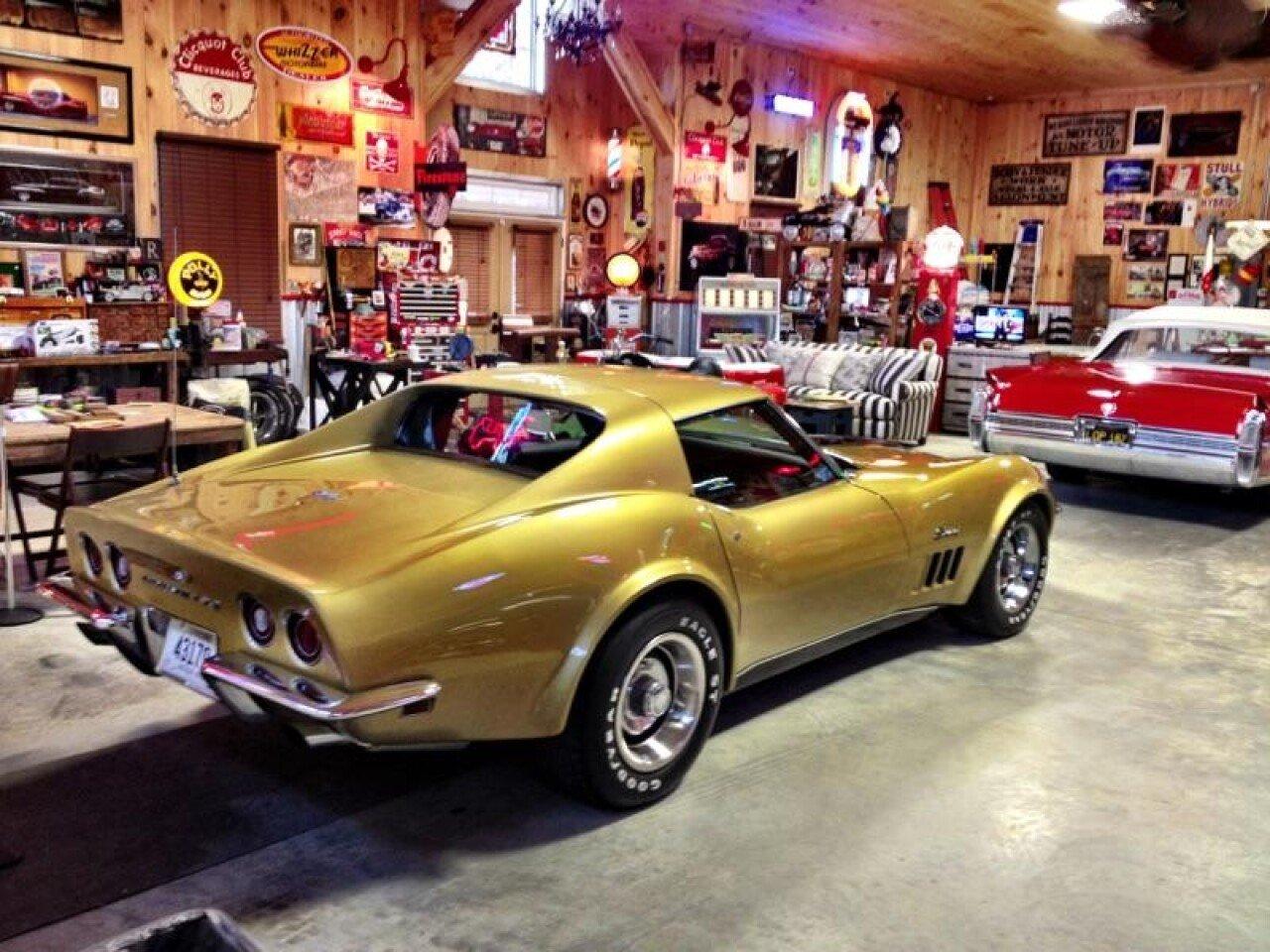 American Auto Sales Nc: 1969 Chevrolet Corvette For Sale Near Asheville, North
