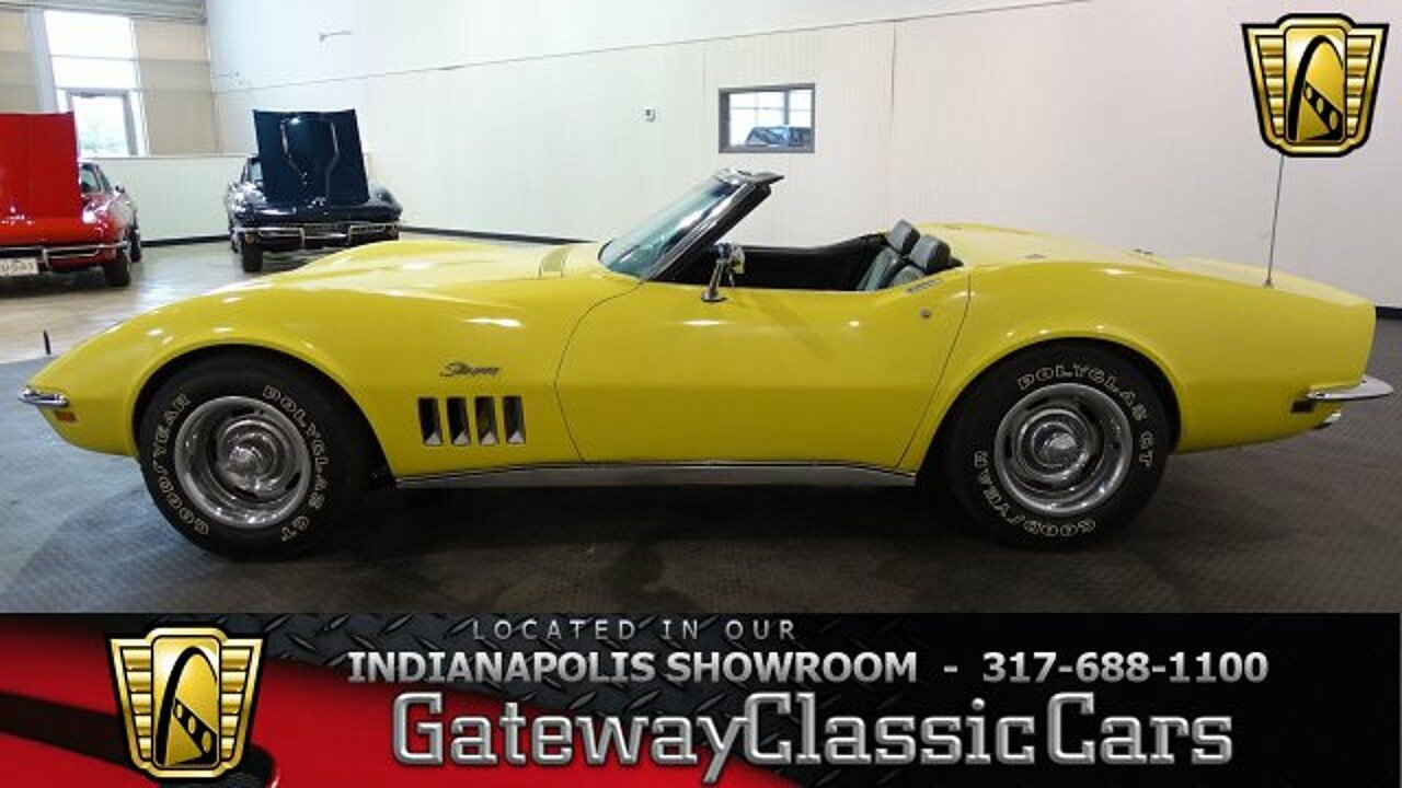 1969 Chevrolet Corvette for sale 100964255