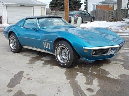 1969 Chevrolet Corvette for sale 100824831