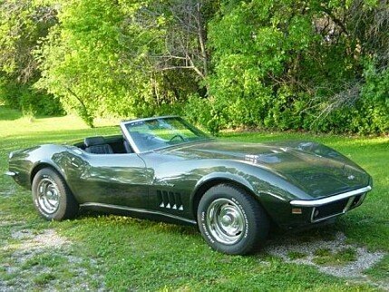 1969 Chevrolet Corvette for sale 100825699