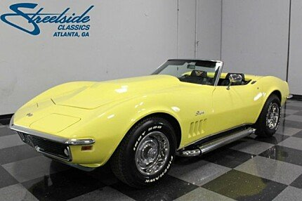 1969 Chevrolet Corvette for sale 100957155