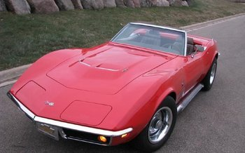 1969 Chevrolet Corvette 427 Convertible for sale 100958329