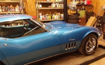 1969 Chevrolet Corvette Coupe for sale 100971087