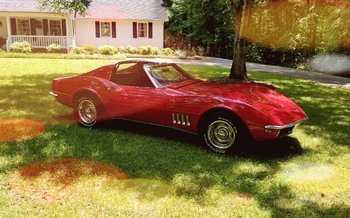 1969 Chevrolet Corvette Coupe for sale 100995668