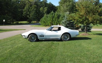 1969 Chevrolet Corvette Coupe for sale 101044205