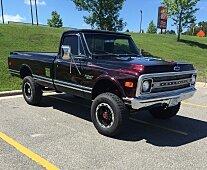 1969 Chevrolet Custom for sale 100775381