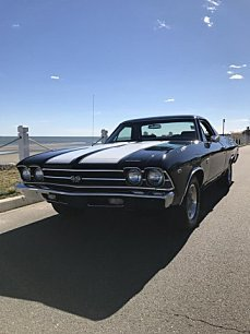 1969 Chevrolet El Camino SS for sale 100857418