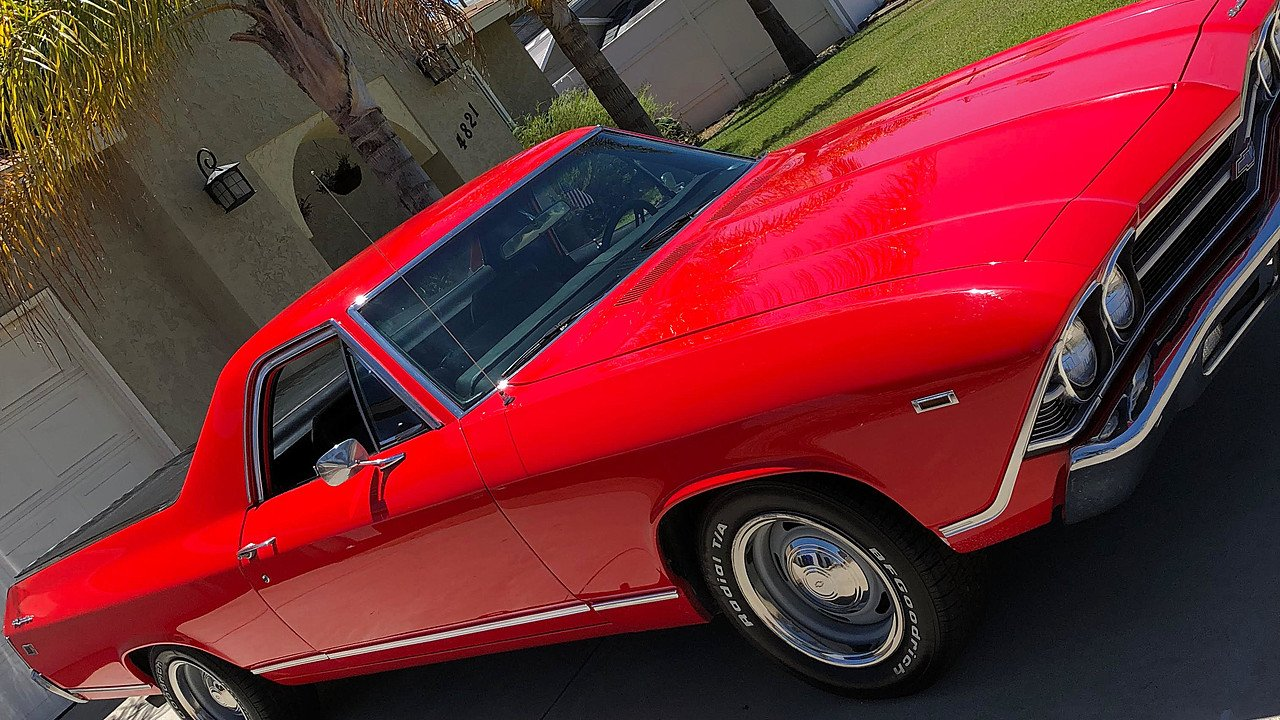 1969 Chevrolet El Camino V8 for sale 101002578