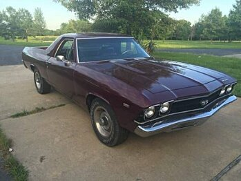 1969 Chevrolet El Camino SS for sale 100825260