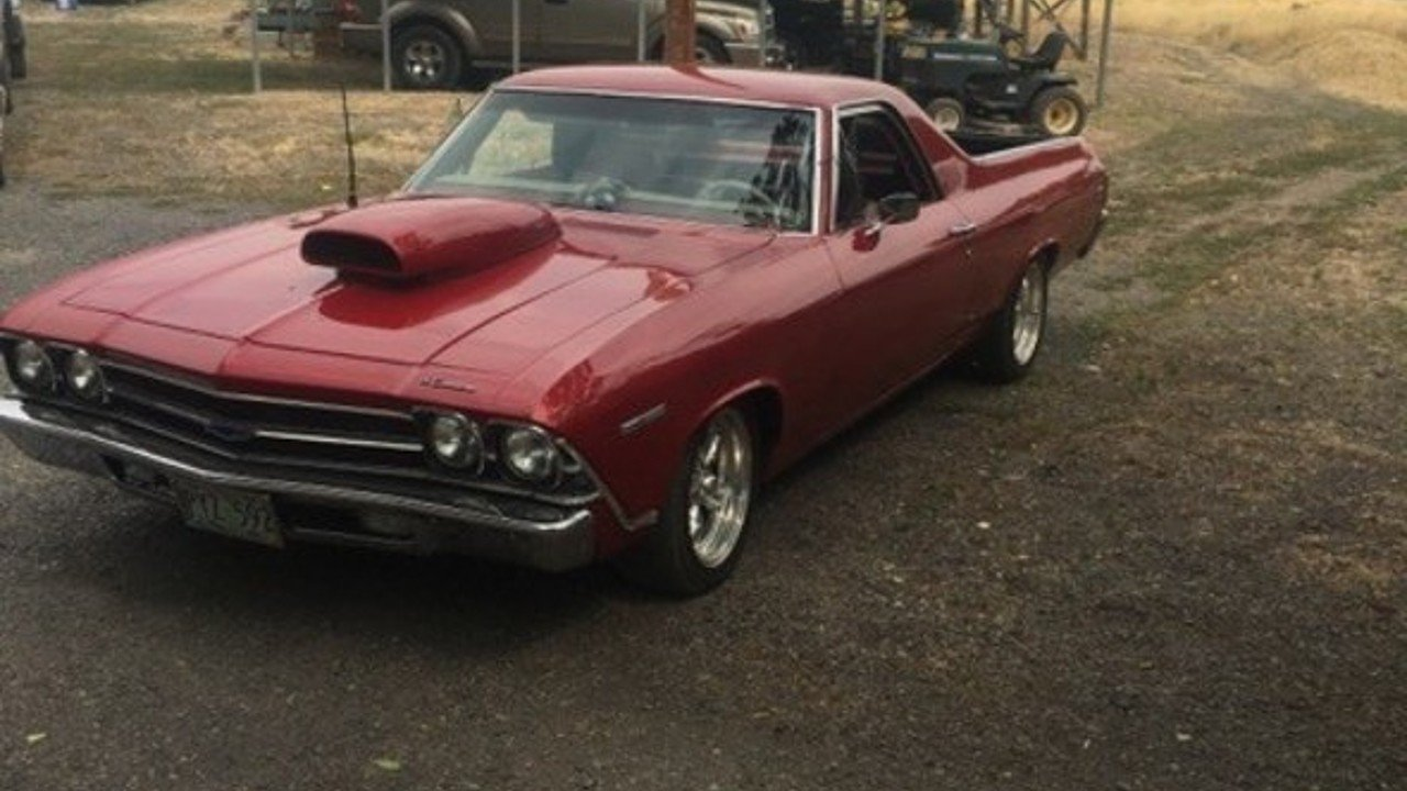 1969 Chevrolet El Camino for sale near LAS VEGAS, Nevada 89119 ...