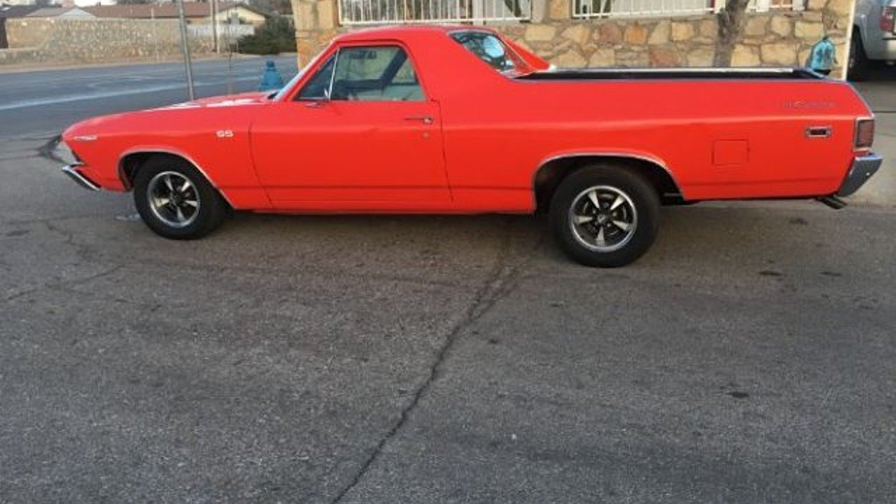 1969 Chevrolet El Camino for sale 100969992