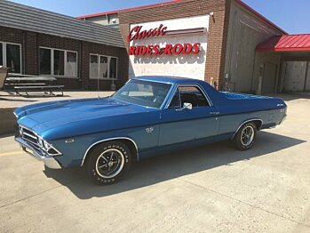 1969 Chevrolet El Camino for sale 101017654