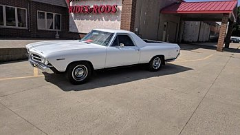 1969 Chevrolet El Camino for sale 101025762