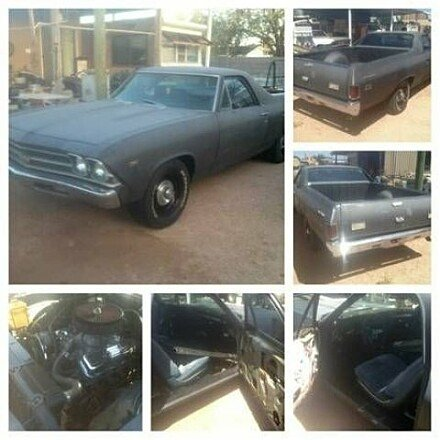 1969 Chevrolet El Camino for sale 100825575