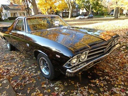 1969 Chevrolet El Camino SS for sale 100871357