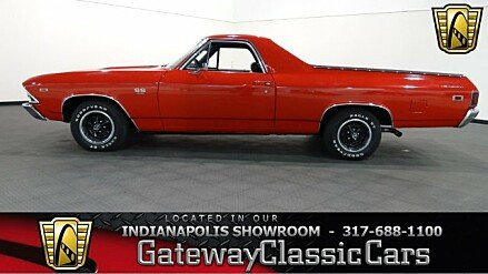1969 Chevrolet El Camino for sale 100964248