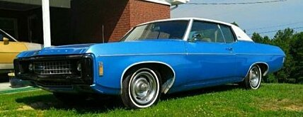 1969 Chevrolet Impala for sale 100830451