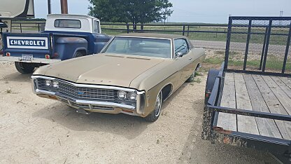 1969 Chevrolet Impala for sale 100893646